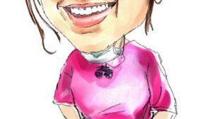 Caricature- Dental Assistant