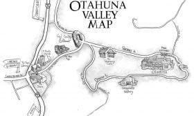 Maps- Otahuna Lodge 2