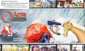 Children's Book – Ovkors the Horse Saves Christmas