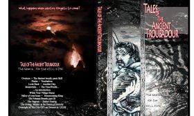 CD Cover Ancient Troubadour