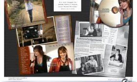 CD Cover- Melissa Partridge