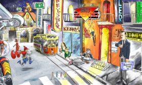 CD Cover- Berg's Inferno