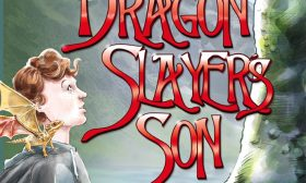 Book cover: The Dragon Slayer's Son